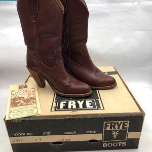 Frye Vintage Boots